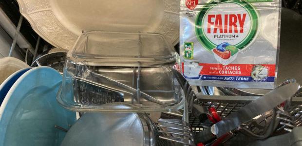 Fairy Platinum + = une révolution dans ma cuisine